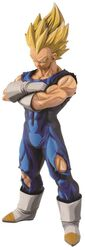 Z - Grandista Super Saiyan Vegeta - Manga Dimensions
