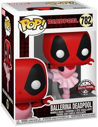 30th Anniversary - Ballerina Deadpool Vinyl Figure 782