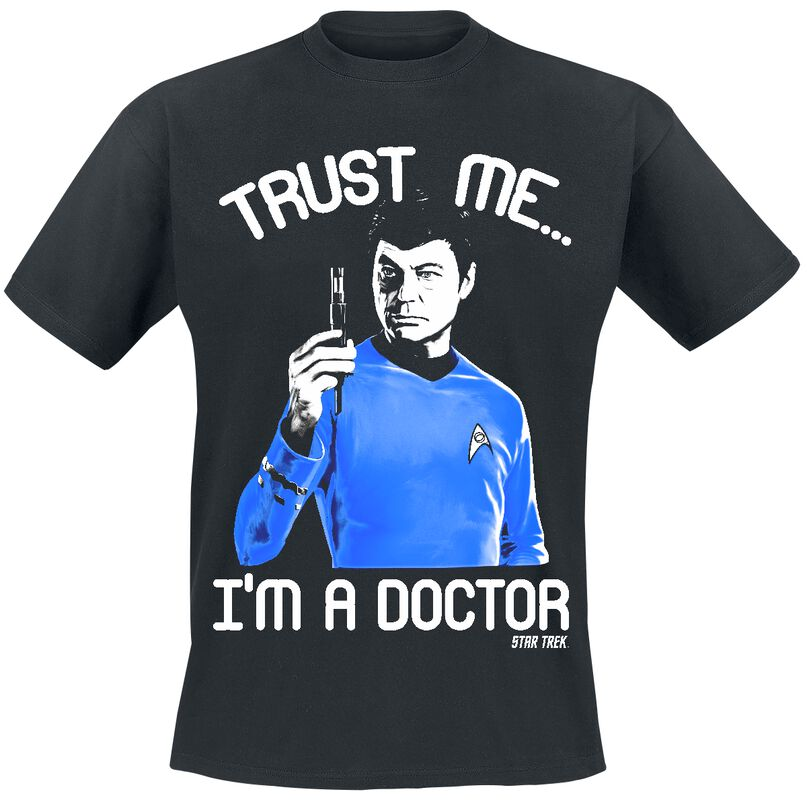 Trust Me, I'm A Doctor