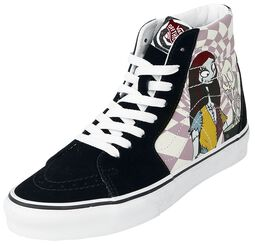 SK8-Hi Sally (Disney) Nightmare Before Christmas