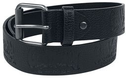 Logo - Leather Belt