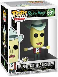 Season 4 - Mr. Poopy Butthole Auctioneer Vinyl Figure 691