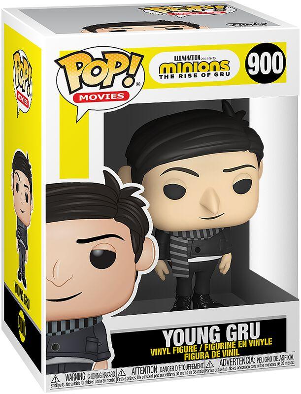 2 - Young Gru Vinyl Figure 900