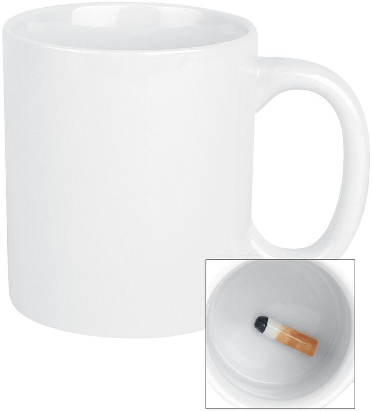 Cigarette Gross Mug - Mug with Cigarette