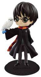 Harry Potter und Hedwig - Q-Posket Figur