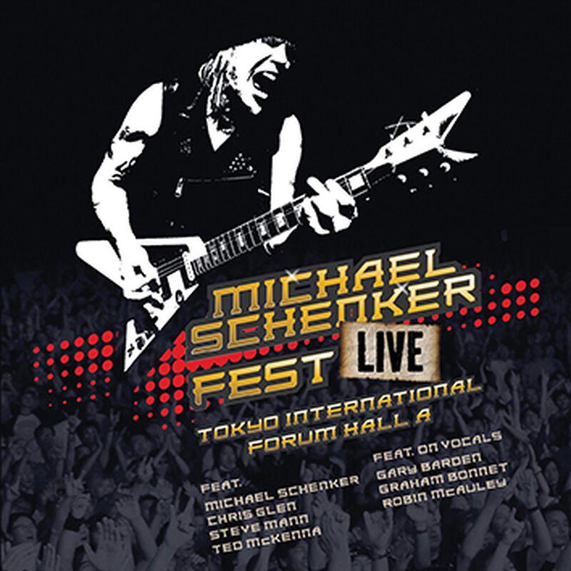 Michael Schenker Fest - Live