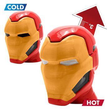 3D Heat-Change Mug With Lid
