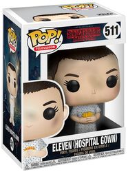Eleven in Hospital Gown Vinyl Figure 511