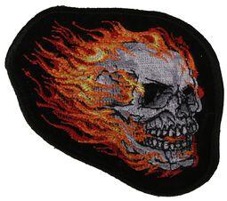 Patch - Burning Skull