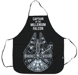 Captain Of The Millenium Falcon