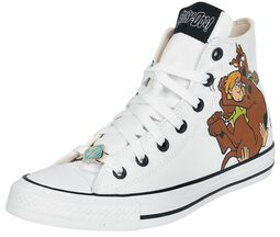 Scooby Doo - Chuck Taylor As Hi Scooby L/R Mystery Inc Vs. Villians