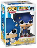 Sonic with Ring Vinyl Figure 283