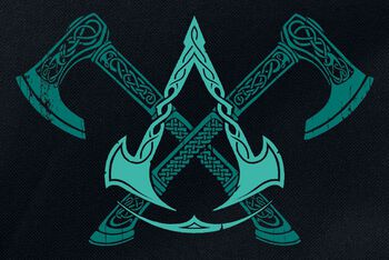 Axes And Crest Valhalla