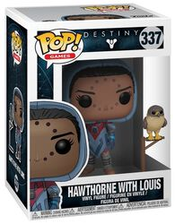 Hawthorne with Louis Vinyl Figure 337