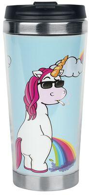 Cool Unicorn – Rainbow
