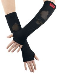 Arm Warmers with Skulls