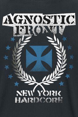 Blue Iron Cross