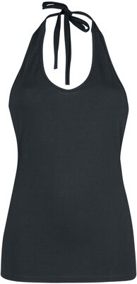 Double Layer - T-shirt and Halterneck Top