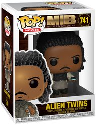 International - Alien Twins Vinyl Figure 741
