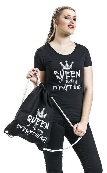Queen Of Fucking Everything T-Shirt 2 recensioni Tutti i prodotti: Fashion und Style