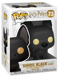 Sirius Black as Dog Vinyl Figure 73