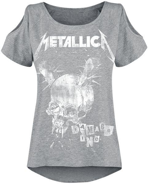 Damage Inc T-Shirt 1 Commento