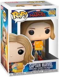 Captain Marvel Vinyl Figure 444