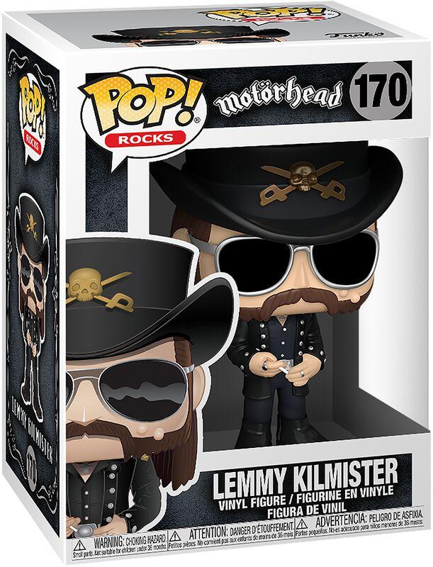 Lemmy Kilmister Rocks Vinyl Figur 170