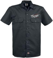 Dallas Texas Dickies Worker Shirt