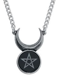 Sin-Horned God Pendant