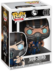 Sub-Zero Vinyl Figure 251 (Chase Edition Possible)