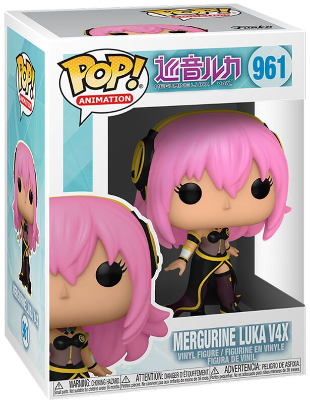 Megurine Luka V4X Vinyl Figure 961