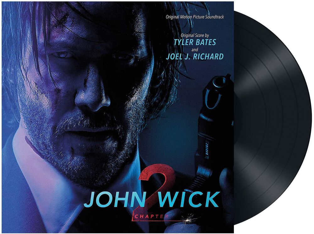 John Wick Chapter 2 - Original Motion Picture Soundtrack