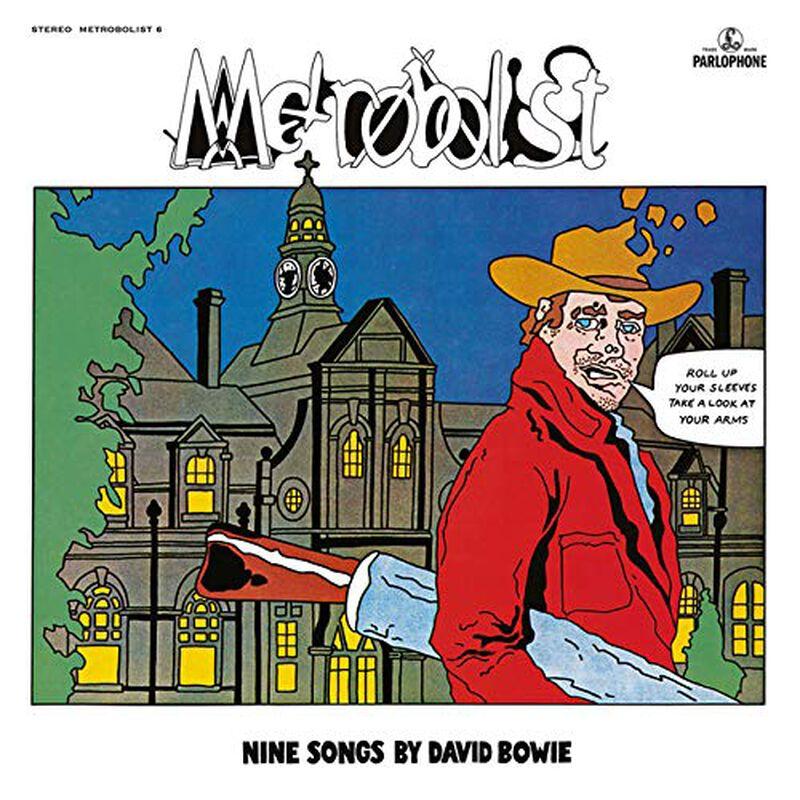 Metrobolist(aka The Man Who Sold The World)2020Mix