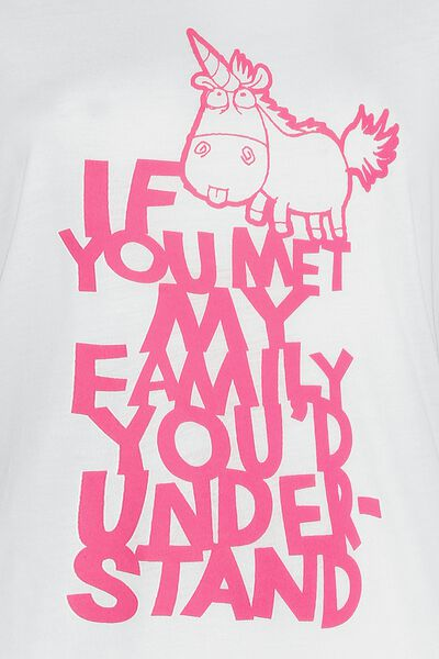 T Shirt Shirt My My T T Shirt Family My Family Unicorn Unicorn Family My Unicorn Unicorn Z6qpTwq