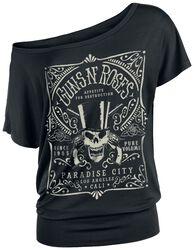 Paradise City Label