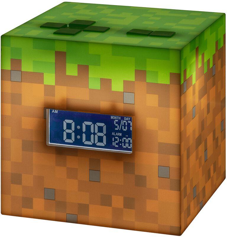 Block Alarm Clock