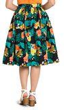 Bali 50's Skirt