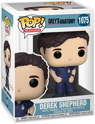 Grey's Anatomy Derek Shepherd Vinyl Figure 1075