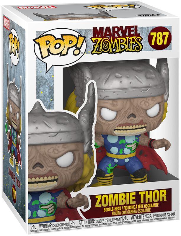 Zombies - Zombie Thor Vinyl Figure 787