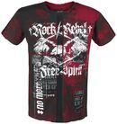 Free Spirit Cut-Out Shirt