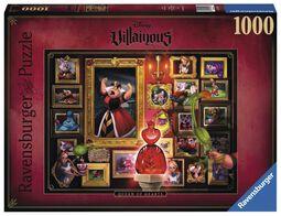 Queen of Hearts - 1000 Pieces