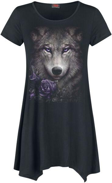 T Roses Shirt Shirt T Roses T Roses Wolf T Roses Wolf Wolf Shirt Wolf IBFq0Sx