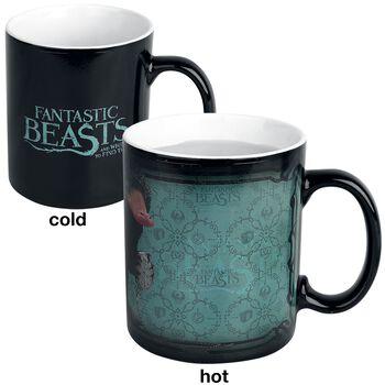 Niffler - Heat-Change Mug