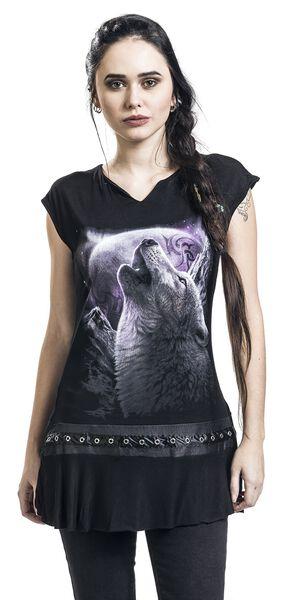 3 Shirt T recensioni Soul Wolf t4Eg7nxqw