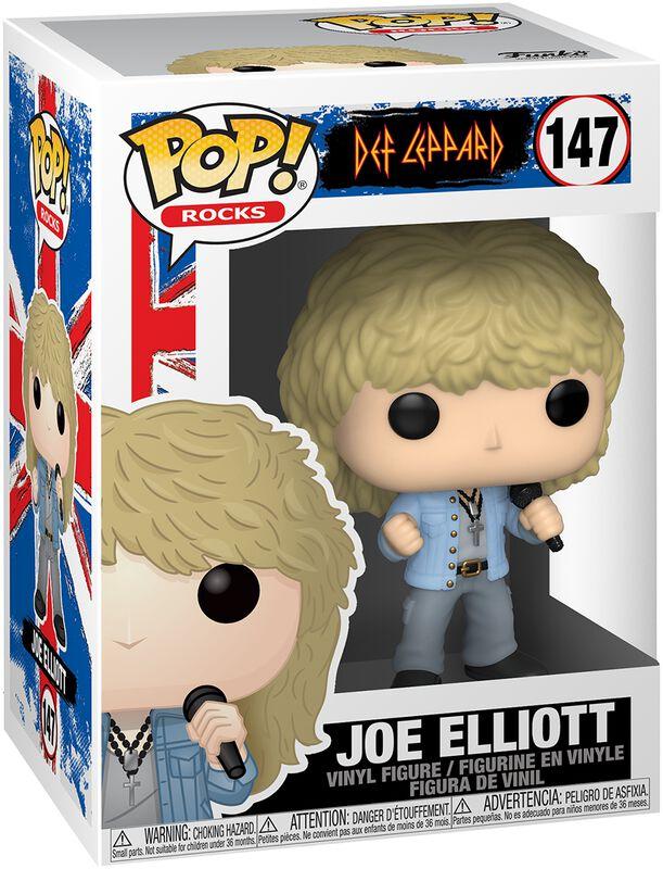 Joe Elliott Rocks Vinyl Figur 147