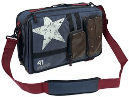 Rucksack and Messenger Bag