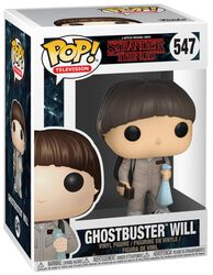 Ghostbuster Will Vinyl Figure 547