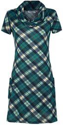 Roll Neck Dress