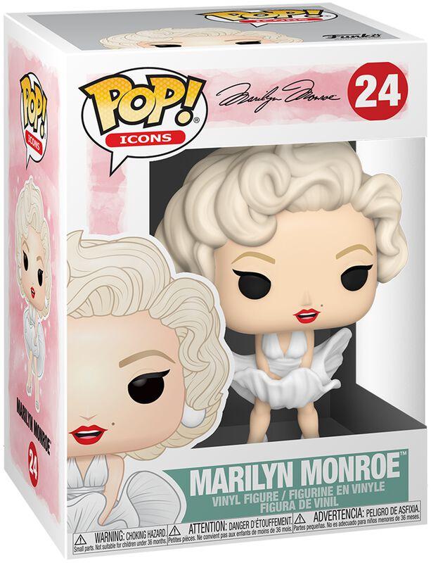 Marilyn Monroe Vinyl Figure 24